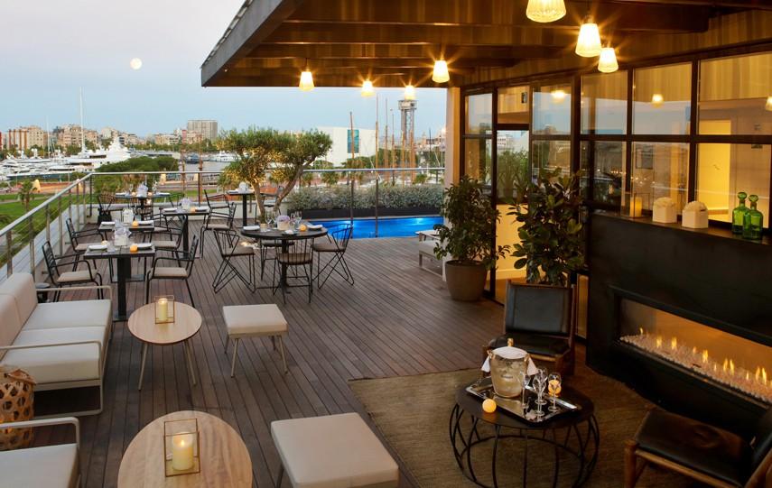 Hotel The Serras Barcelona