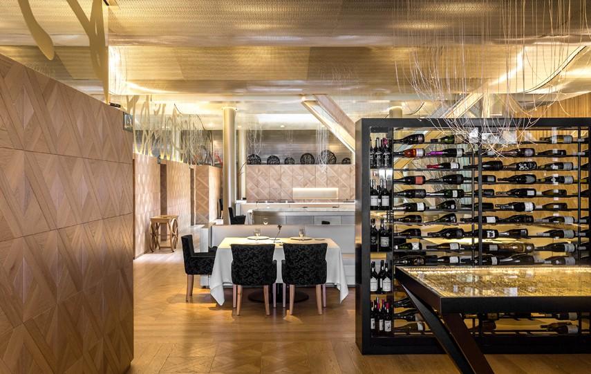 Lasarte Restaurant