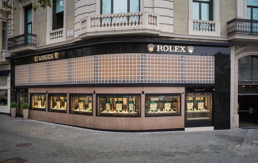 Tous Rolex Boutique