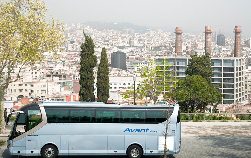 Avant Grup Coaches & Cars Barcelona